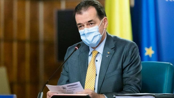 Ludovic Orban, anunț pentru români