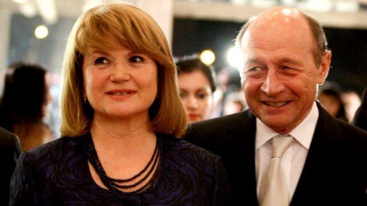 Maria Băsescu și Traian Băsescu