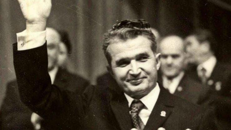 Secretul lui Nicolae Ceausescu