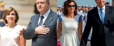 Președintele României a fost decorat în România