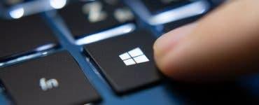 Scurtături pe tastatură