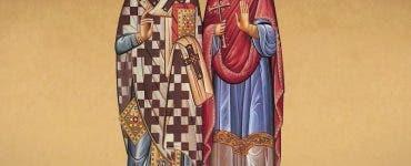 Sfinţii mucenici Zenovie şi Zenovia