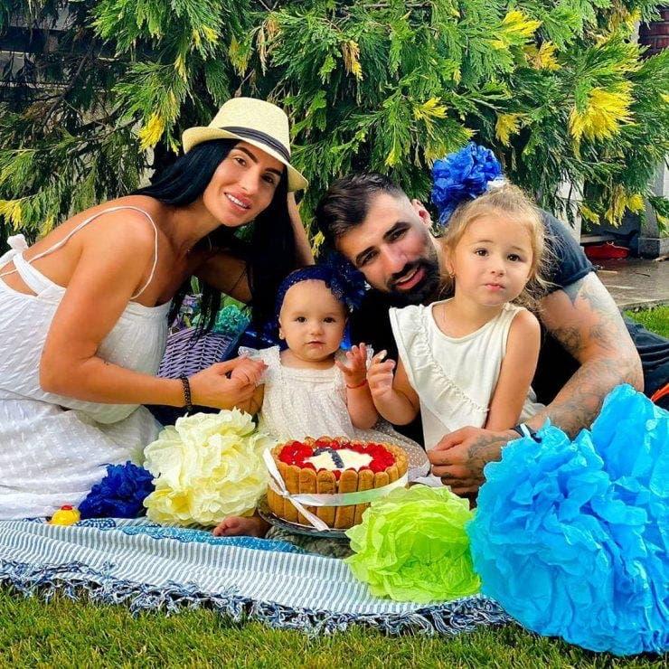 Soția lui Bogdan Stoica
