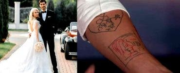 Tatuaj George Burcea