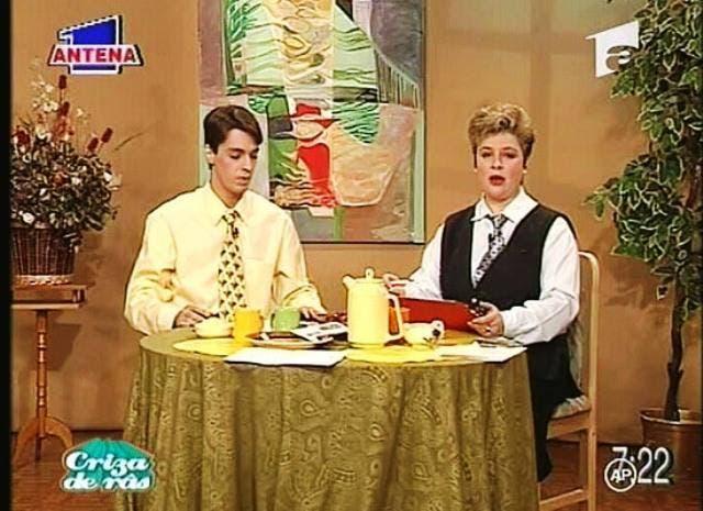 Teo Trandafir si Mircea Badea