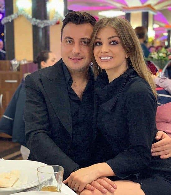 Valentin Safira si sotia sa