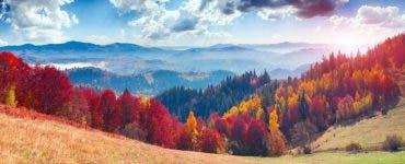Vremea în octombrie