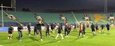CFR Cluj, Dan Petrescu, ȚSKA
