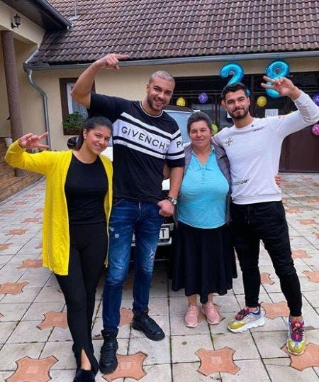 Culiță Sterp și familia