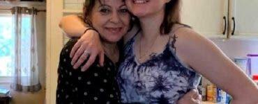 Elena Carstea si fiica adoptiva, Adriana