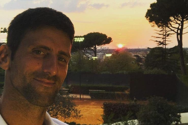 Novak Djokovic, copii tenis