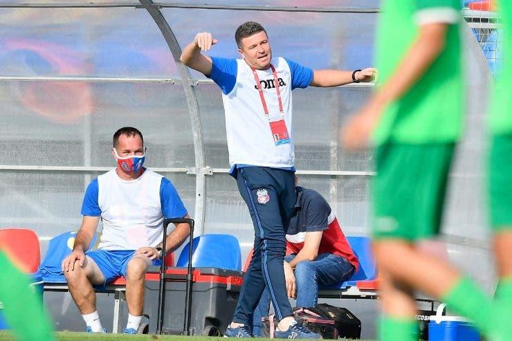 CSA Steaua, Daniel Oprița, Dedeman