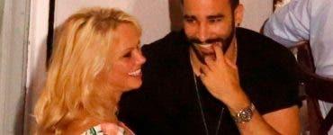 Pamela Anderson, Adil Rami, carte