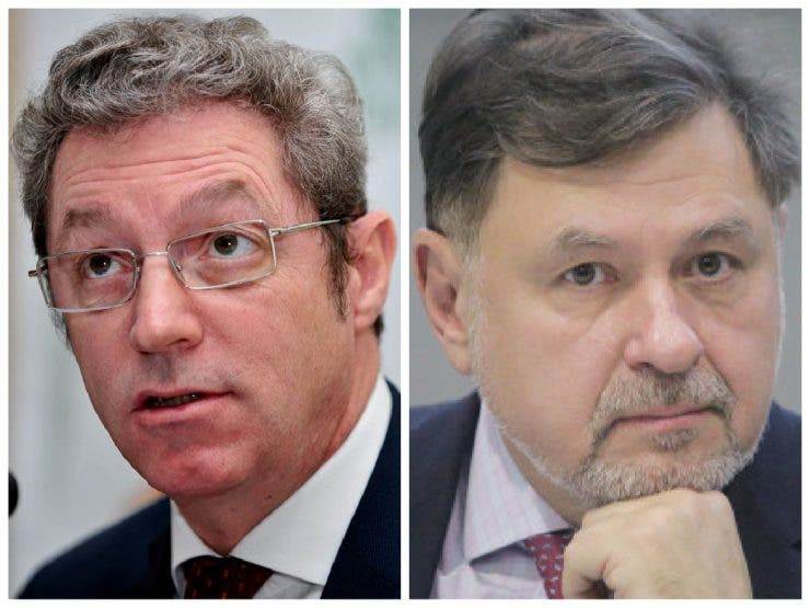 Streinu Cercel si Alexandru Rafila criticati de Orban