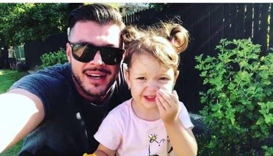 Ce simte Victor Slav știind că fiica sa e crescută de un bătăuș de femei? Decizia luată de prezentator