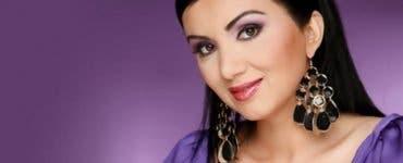 Adriana Bahmuțeanu a fost atacata de un barbat