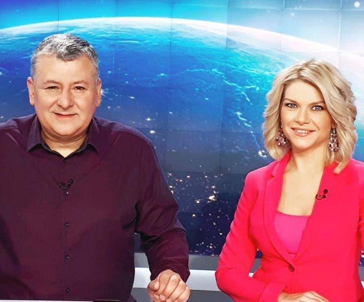 Andreea MArinescu si Mihai Dedu
