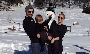 Andreea Marinescu si familia saî