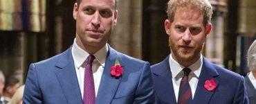 Ce făcea prințul Harry în timp ce fratele său, prințul William a fost testat pozitiv cu COVID-19