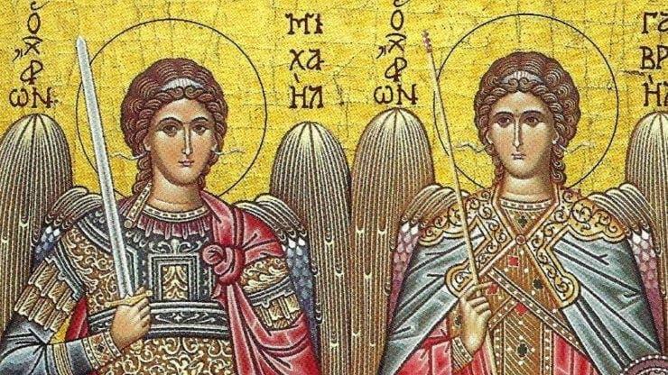 Cine au fost, de fapt, Sfinţii Mihail şi Gavriil