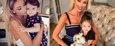 Cu cine a rămas Sofia după ce mama ei a plecat în Dubai