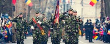 Cum se va desfășura parada militară de 1 Decembrie_