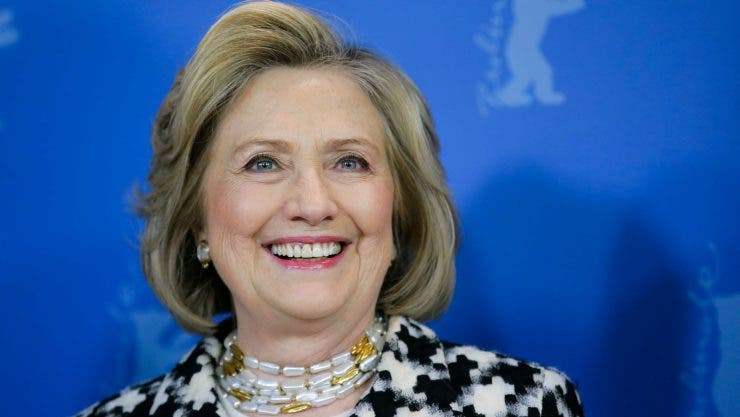 Hillary Clinton la 73 de ani