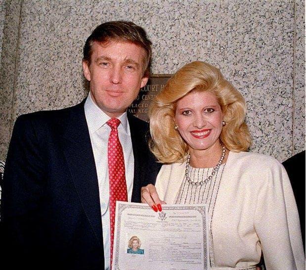 Hillary Clinton si Donald Trump