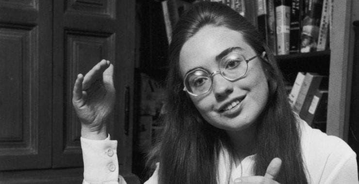 Hillary Clinton tanara