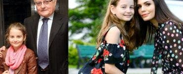 Irinuca, fiica lui Columbeanu a dispărut din mediul online