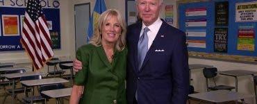 Jill Biden și Joe Biden