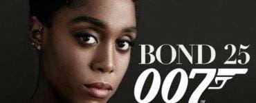 Lashana Lynch, noul James Bond