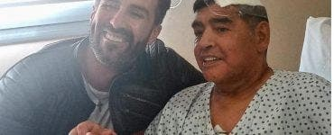 Diego Maradona, dialog incredibil între doctori