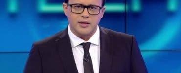 Mihai Gâdea a părăsit emisiunea _Sinteza zilei_ în direct