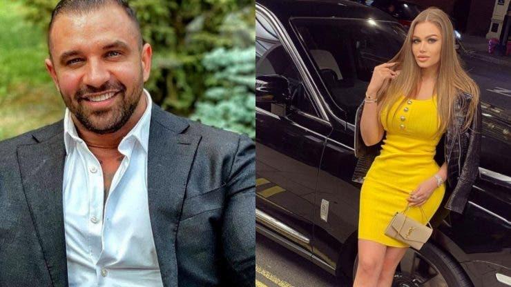 Partenera lui Alex Bodi își vinde hainele pe Internet