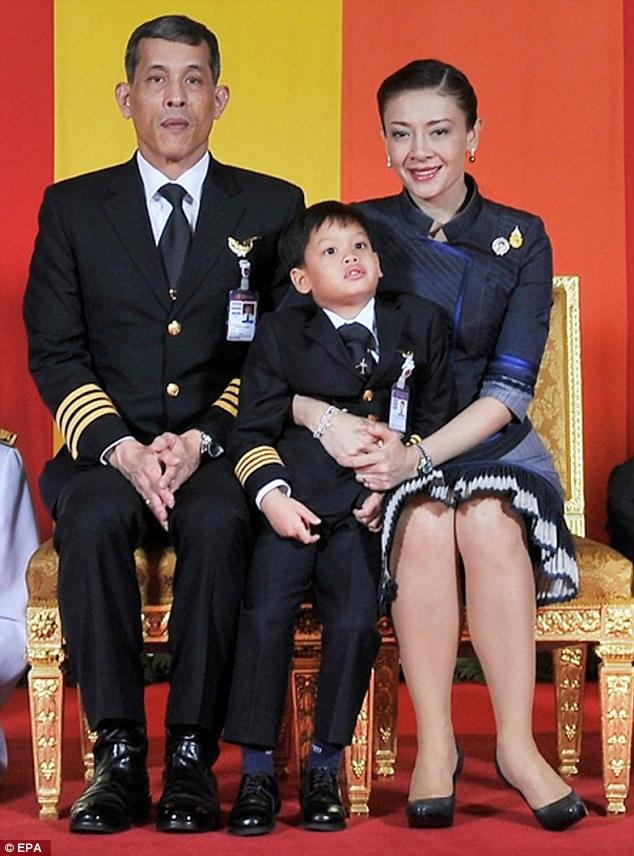 Printesa Srirasmi Suwadee