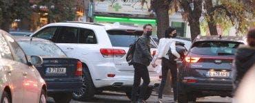 Razvan Simion, de mana cu noua sa partenera