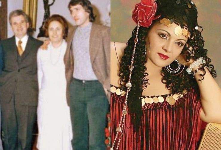 Sotii Ceausescu si Cornelia Catanga