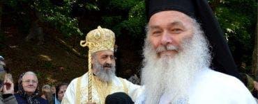 "Starețul Ghelasie Țepeș al Mănăstirii ""Sfântul Mucenic Dimitrie"" din Sighișoara a murit"