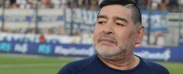 Diego Maradona scrisoare, ultima dorinta, sinucidere