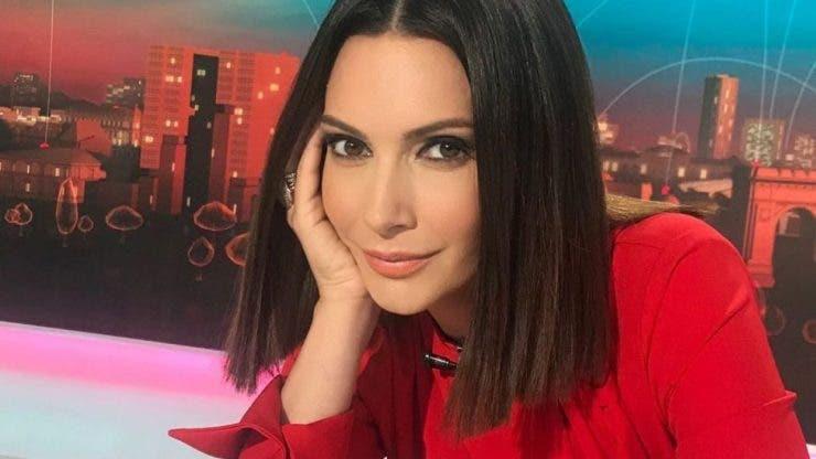 Andreea Berecleanu se întoarce în televiziune