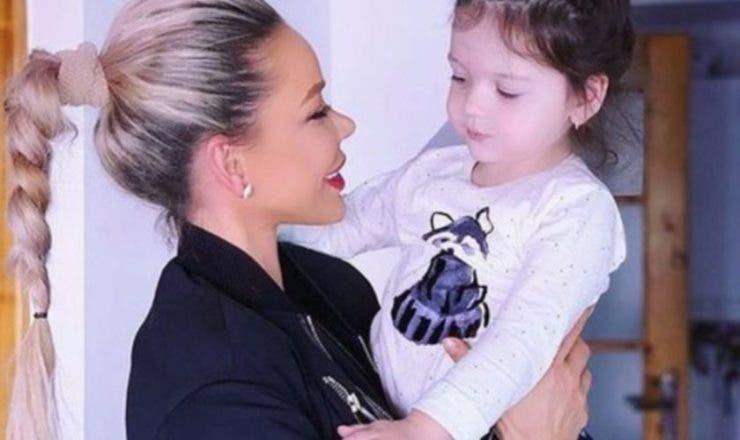 Fiica Biancăi Drăgușanu a fost la un pas de înec