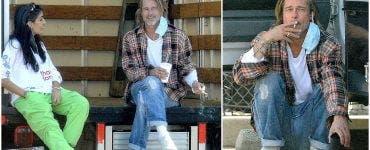 Cum a ajuns să arate Brad Pitt după despărțirea de Angelina Jolie