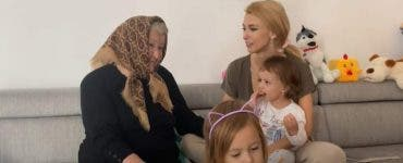 Ce a spus bunica Andreei Bălan după ce a aflat că divorțează