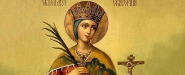 calendar Sfanta Ecaterina