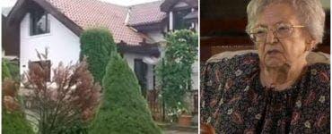 Cum arată casa în care a locuit Draga Olteanu Matei