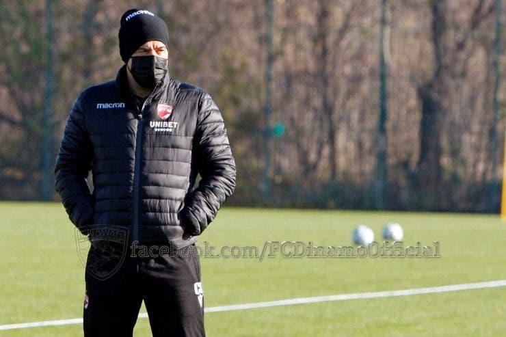 Dinamo, Cosmin Contra, demisie,