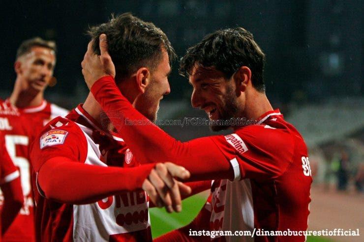 Dinamo victorie, Cosmin Contra,