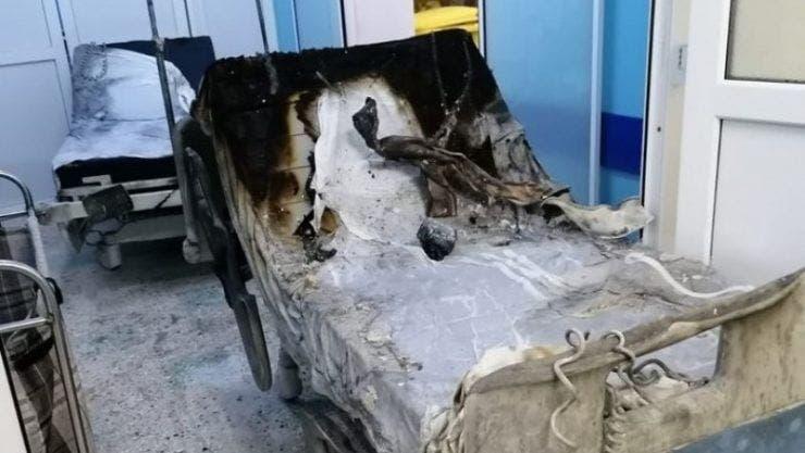 Incă o victimă a incendiului din Piatra Neamț