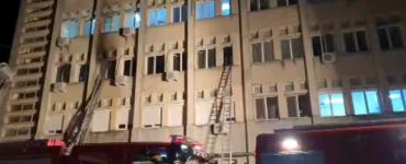 Înca două decese după incendiu de la ATI Piatra Neamț